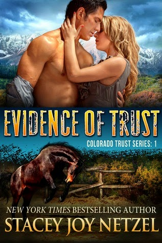 Review: Evidence of Trust by Stacey Joy Netzel