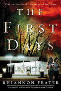 The First Days Book